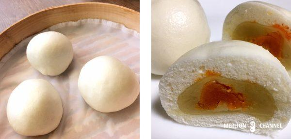 Paradise Dynastyの蓮饅頭
