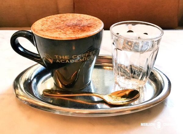 「コーヒーアカデミックス(The Coffee Academics)」のシグニチャーの一つ「Okinawa」