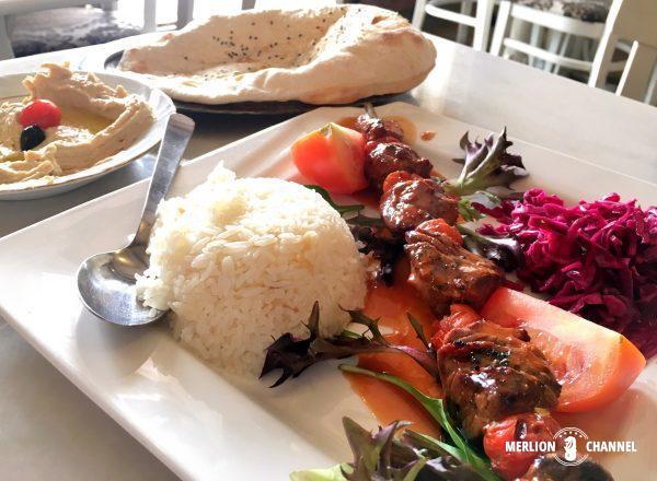 トルコ料理店「Derwish」