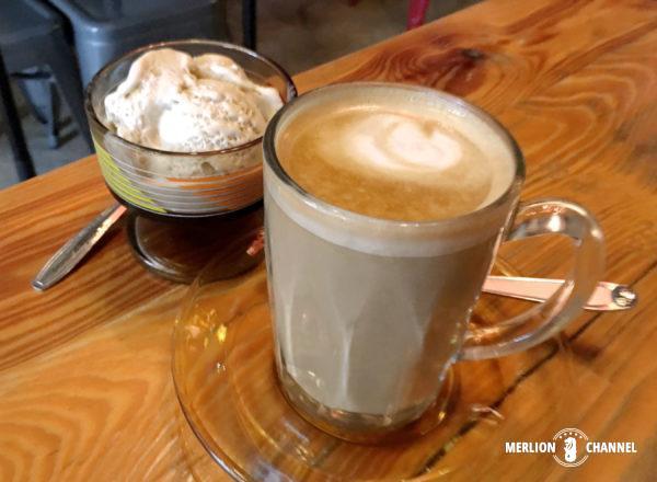 My Awesome Cafeのアイスクリーム