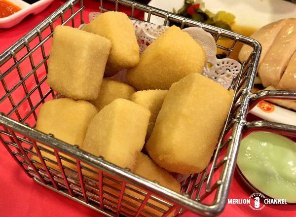文東記の揚げ豆腐
