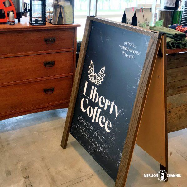 Boutiqueリバティーコーヒー