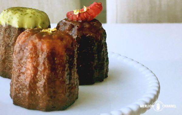 フランスの伝統菓子カヌレ