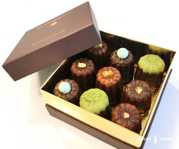 Le Canele d'Orのギフトボックス