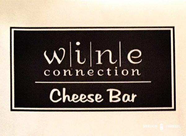 Wine Connectionチーズバーのロゴ