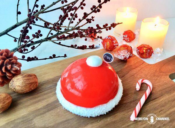 クリスマスケーキSanta Hat