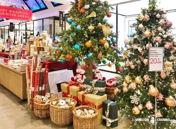 Tangsのクリスマス・フェア