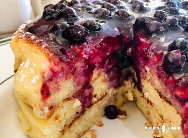 クリントンストリート・ベイキングカンパニー(Clinton St. Baking Co)名物のパンケーキ