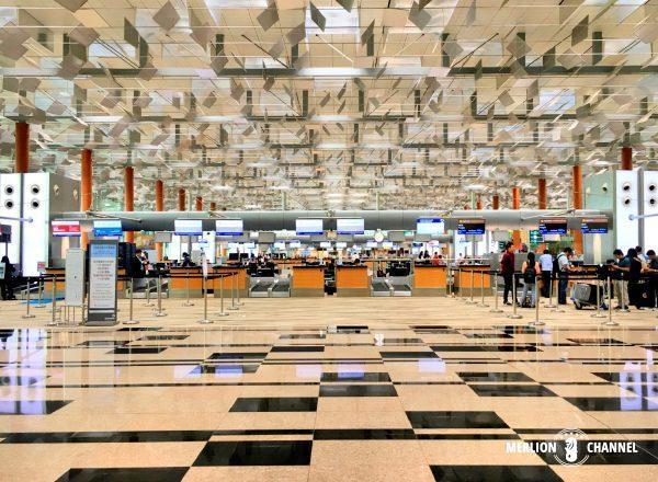 シンガポールの玄関「チャンギ空港」