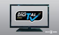 デジタル対応テレビ