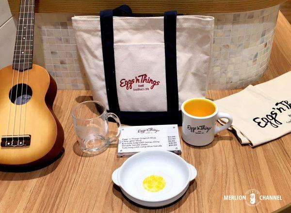 Eggs'n Thingsのグッズ