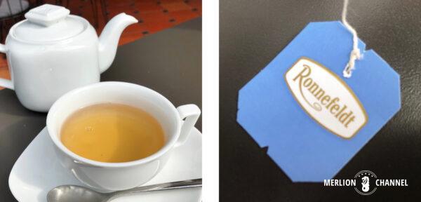 「フェンネルカフェ(Fennel Cafe)」ドイツの高級紅茶ロンネフェルト
