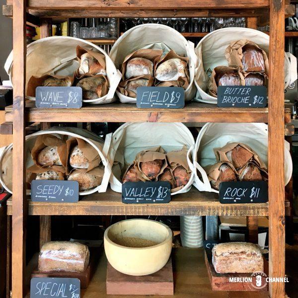 ファイヤーベイクのパン