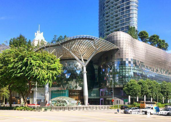 グレートシンガポールセールで賑わうオーチャード
