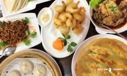 手拉手京華小館の料理