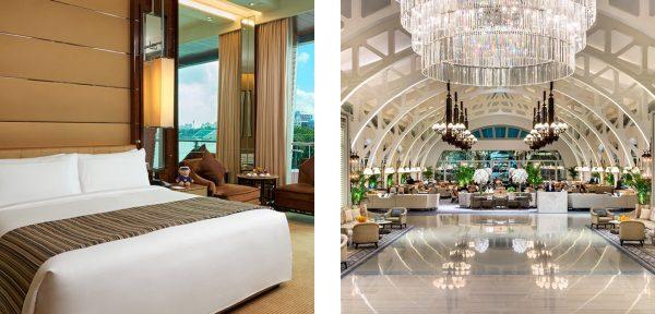 フラトンベイホテルの部屋