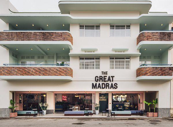 グレートマドラス(The Great Madras)の外観