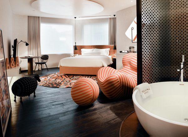 ナウミホテルの部屋(エデン&ニルワナ)