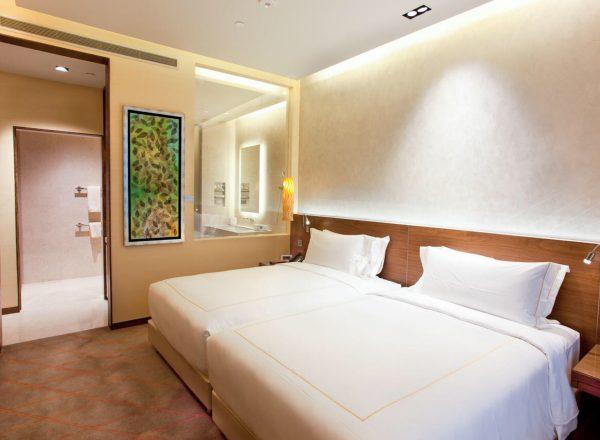 ワン・ファラーホテル&スパの部屋