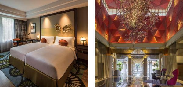 ソフィテル・シンガポール・セントーサ・リゾート&スパの部屋