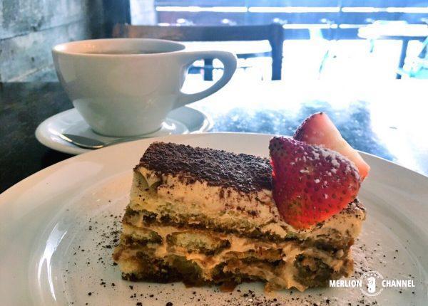 Jewel Cafeのティラミス