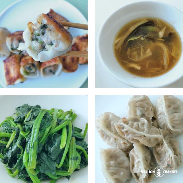 人気の中華料理店「ジンホア」のデリバリー