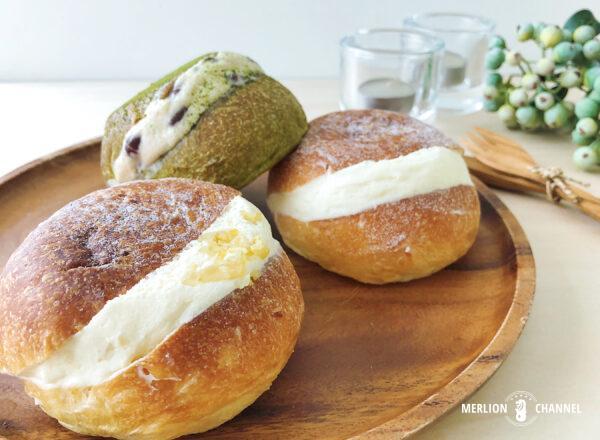 「かもめベーカリー(Kamome Bakery)」マリトッツォ