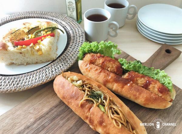 「かもめベーカリー(Kamome Bakery)」惣菜パン