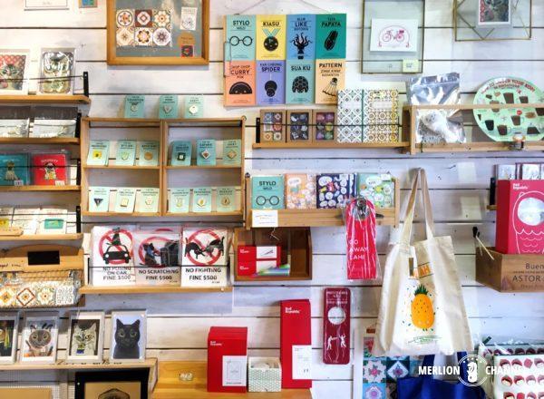 カトンにある人気雑貨店「キャット・ソクラテス」