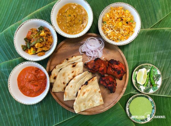 リトルインディアの有名インド料理店「Khansama」でデリバリーランチ