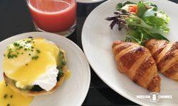 マリーナベイサンズ「Spago」の朝食