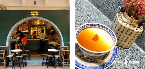 ヤワラートの中華デザート店「Ba Hao Tian Mi」