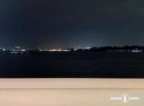 ジョホールバルとシンガポールをつなぐコーズウェイ