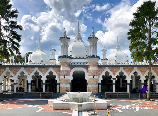 クアラルンプール最古のモスク「マスジッド・ジャメ」
