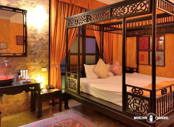 「シャンハイ・マンション・バンコク」の部屋