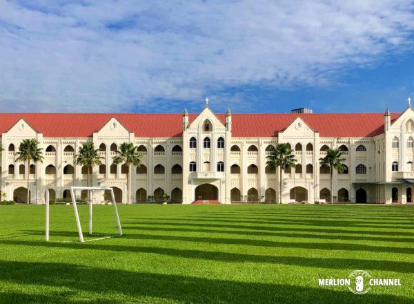 1912年に開校したローマ・カトリック系の男子校「セント・マイケルズ・インスティテューション(St. Michael's Institution)」