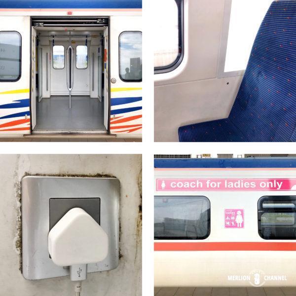 マレーシア鉄道KTMの車両