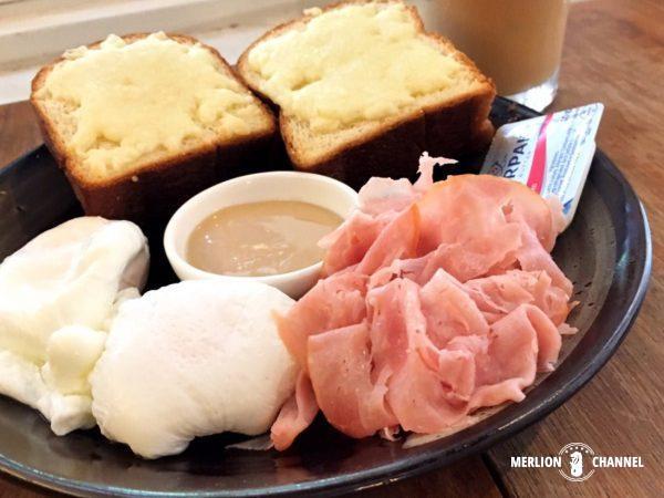 Maison Ikkokuの朝食
