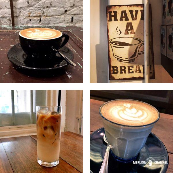 Maison Ikkokuのこだわりのコーヒー
