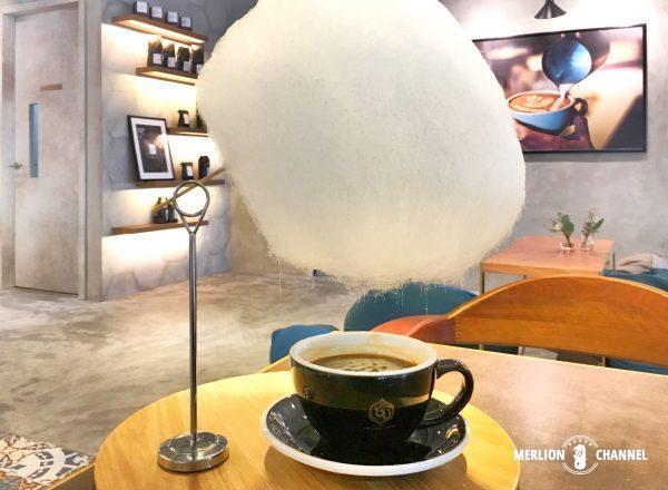 Mellower Coffeeのスウィートレイン