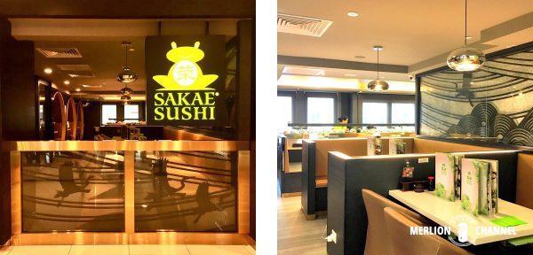 Sakae Sushiの店舗