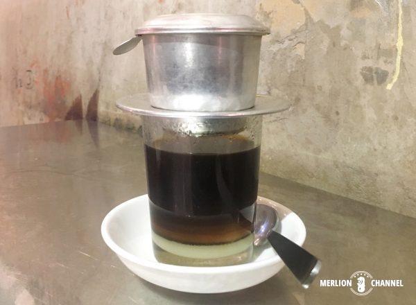 Mrs Pho(ミセスフォー)ベトナム料理のシメはベトナムコーヒー