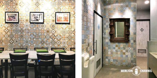 ムトゥース・カリーのトイレ