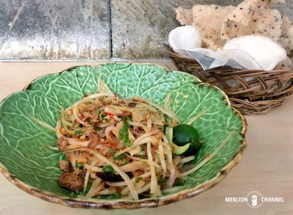 Nam Namのパパイヤサラダ