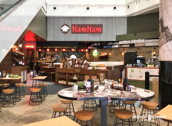 Nam Namのプラザ・シンガプーラ店