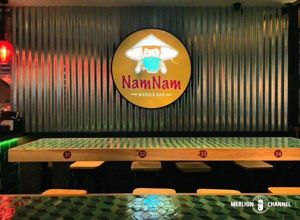 Nam Namのハイテーブル&チェア