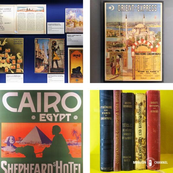 「オリエント急行展」観光業の発展