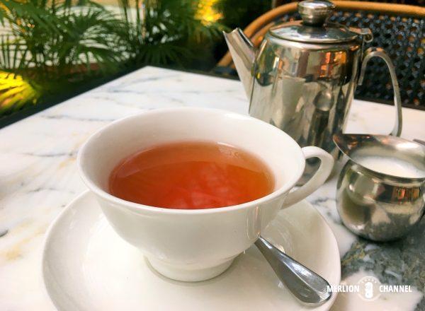 ピーエスカフェ紅茶