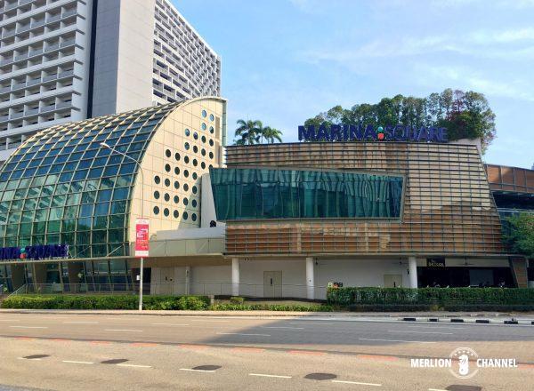 大型ショッピングモール「マリーナスクエア(Marina Square)」