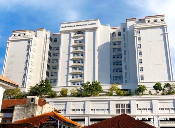 イースタン・アンド・オリエンタルホテルの新館ヴィクトリーアネックス